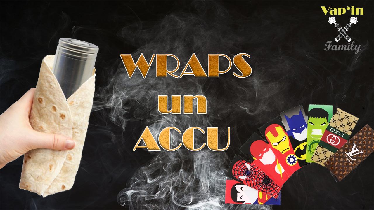 Wraps un Accu