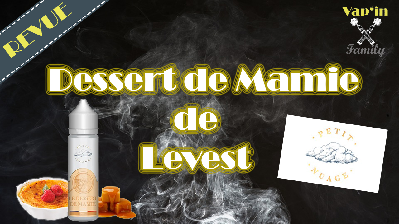 Le Dessert de Mamie
