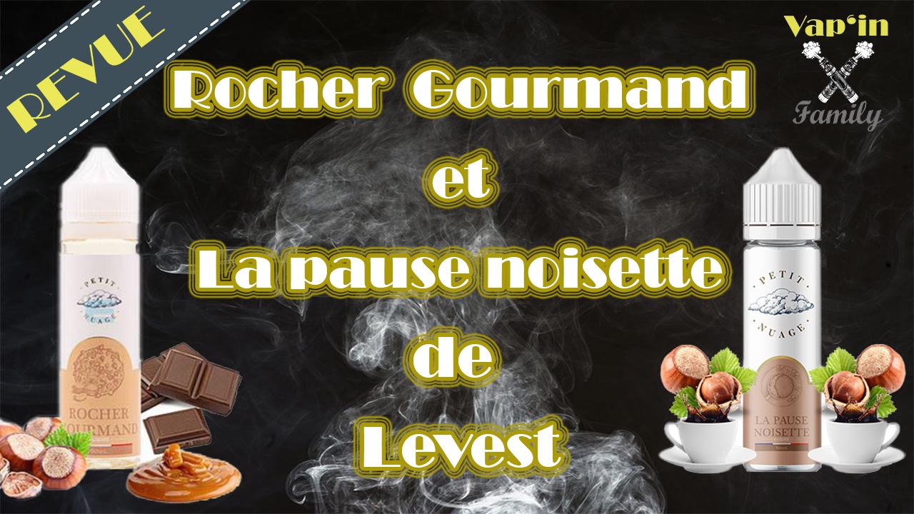 La Pause Noisette & Rocher Gourmand