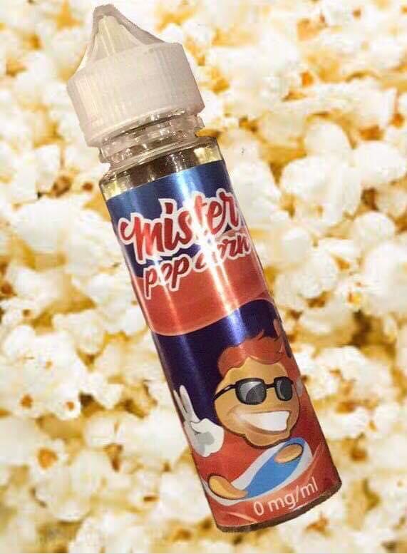 Mister Pop Corn