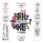 Chloris - Pure E-liquids - Innocent Cloud