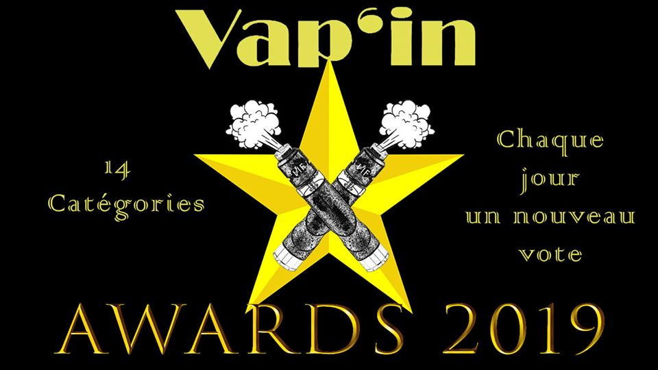 Vap'In Awards 2019