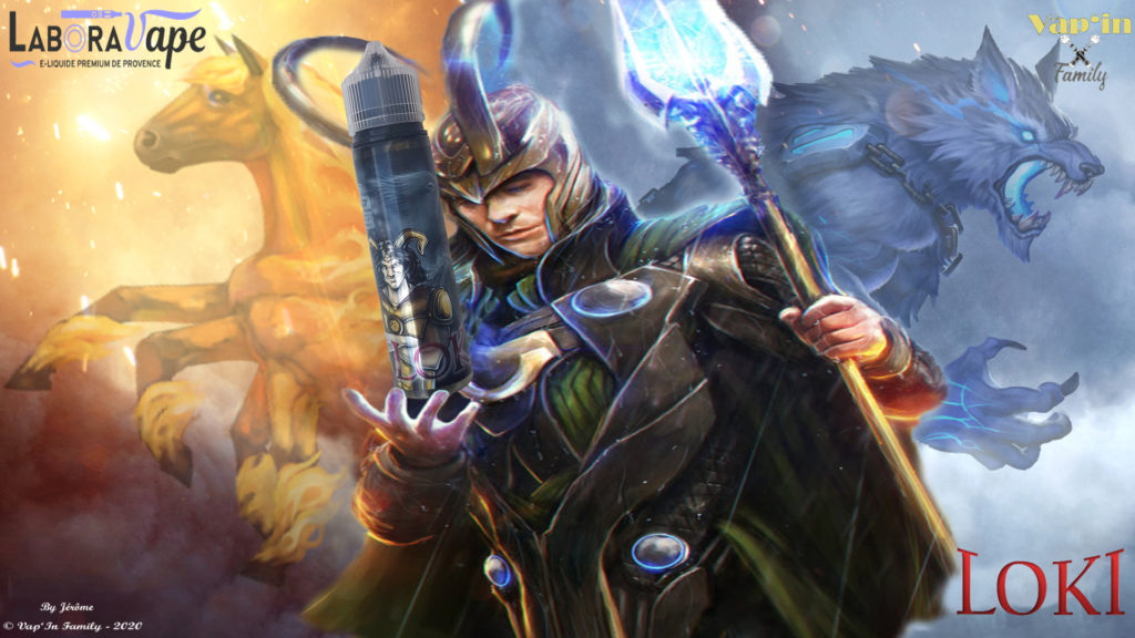 Loki - Laboravape - Vap\'in family